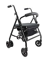 KMINA - Andador para ancianos, Andador plegable, Andadores para ancianos, And...