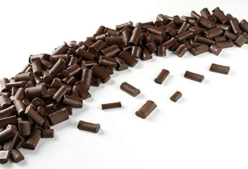 Enjoy Life Baking Chocolate Semi-Sweet Mega Chunks, Dairy Free Chocolate Chips, Soy Free, Nut Free, Non GMO, Gluten Free, Vegan Chocolate Chips, 5 Pound Bag