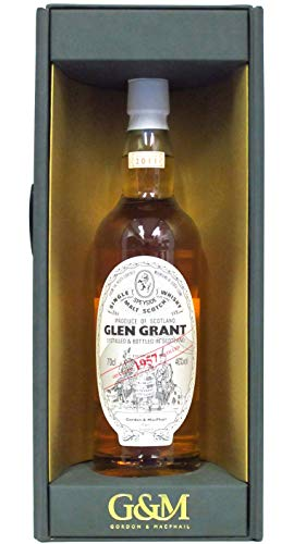 Glen Grant - Speyside Single Malt - 1957 53 year old Whisky