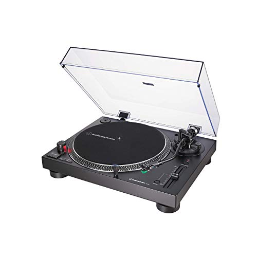 Audio-Technica AT-LP120XUSB Manual Direct-Drive Turntable (Analogue and...