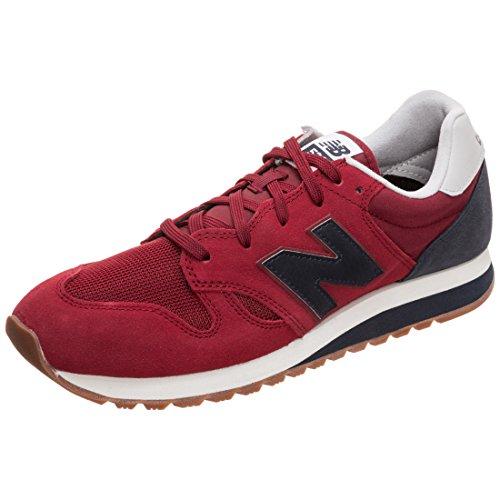 New Balance Herren U520-EK-D Sneaker, Rot (Rot/Blau/Weiß Rot/Blau/Weiß), 42 EU