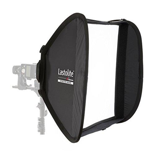 Lastolite Ezybox II Square - Ventana de luz Plegable (90 x 90) Color Negro
