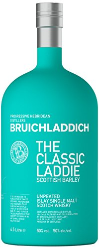 "Photo of Bruichladdich The Classic Laddie ""Big Daddy"" Scottish Barley Whisky, 4.5 L"