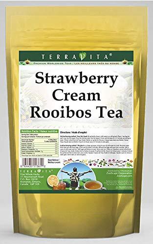 Strawberry Cream Rooibos Tea 50 tea - bags ZIN: お得セット 3 544713 Pack 返品不可
