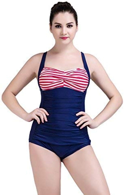 Oudan Präsident Bikini Badeanzug Stempel Große Code einstellbar einteiliges einteiliges einteiliges Dreieck, Spa, Rot Blau 1701-12, L Po (Farbe   Wie Gezeigt, Größe   Einheitsgröße) B07M7TG4NY  Allgemeines Produkt 73f13c