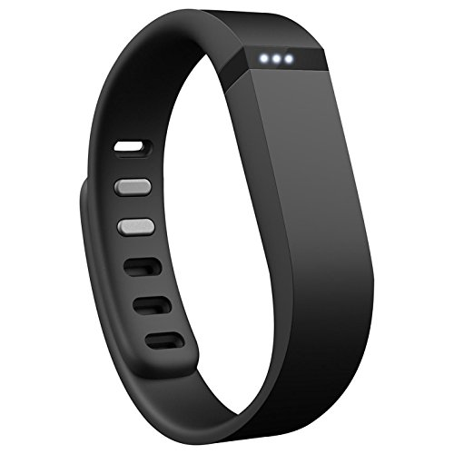 Fitbit Flex Wireless Activity and Fitness Tracker + Sleep Wristband, Black, FB401BK (Non-Retail Packaging)