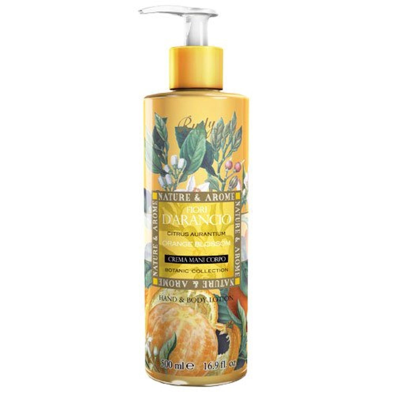 RUDY Nature&Arome SERIES ルディ ナチュール&アロマ Hand&Body lotion ハンド&ボディローション オレンジブロッサム