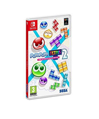 Puyo Puyo Tetris 2 - Nintendo Switch [Importación italiana]