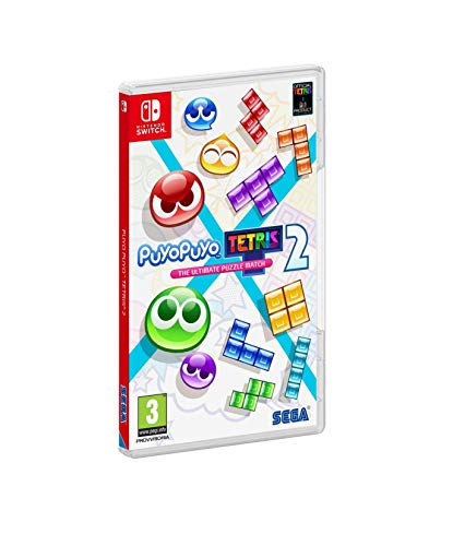 Puyo Puyo Tetris 2 (Nintendo Switch)