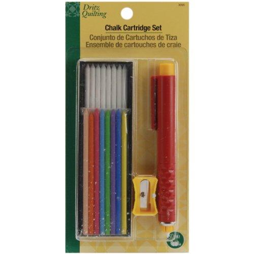Dritz 3095 Chalk Cartridge Set