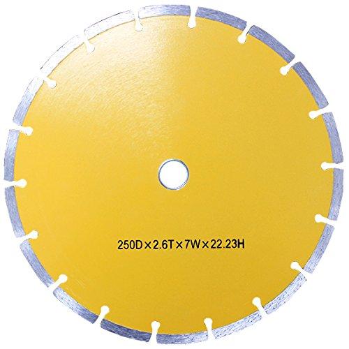WEIMALL ダイヤモンドカッター 250mm 替刃 替え刃 DC250