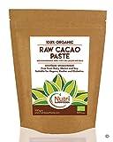 Pasta de Cacao Organica Cruda 500g