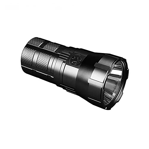 RT90 LED Flashlight SBT-90.2ND 4800LM Linterna Recargable De Alta Potencia, Usada para Búsqueda, Patrulla, Linterna LED De Rescate