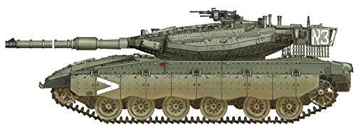 ホビーボス 1/72 ファイティングヴィークルシリーズ メルカバ Mk.IIID プラモデル 82916