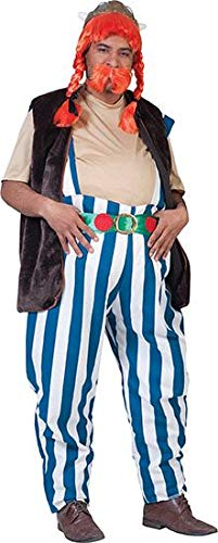 TrendClub100 Disfraz de gallo vikingo grande para adultos hombre (Ob, 48-50)