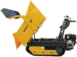Dumpy 800 Load - Transportador Dumper sobre orugas para Honda GX270 (800 kg)