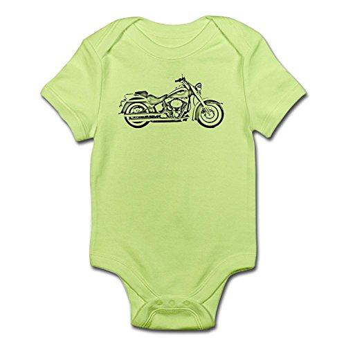 CafePress Chopper #1 Infant Creeper Cute Infant Bodysuit Baby Romper