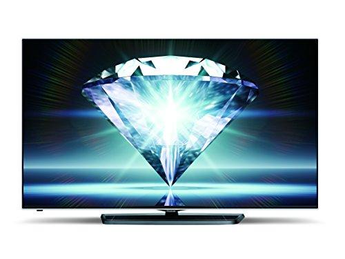 Hisense LTDN55K681XWSEU3D 55' 4K Ultra HD Compatibilità 3D Smart TV Wi-Fi Nero, Argento