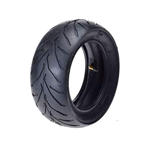 Pocket-Bike Reifen für Mini Dirt Bike mit Schlauch Winkelventil 110/50 6,5 Zoll