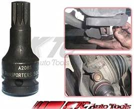 VW, AUDI Ball Joint M14 Multi Spline Socket 14mm - 1/2