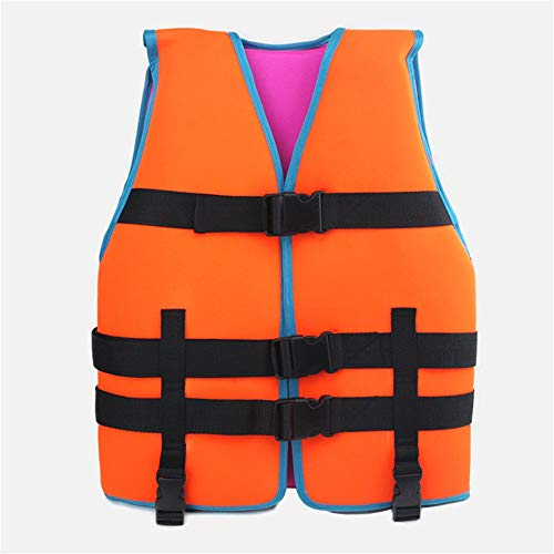 Buy Adult Life Vest Buoyancy Vest Adult Children Snorkeling Swimming Diving Equipment with Whistle P...