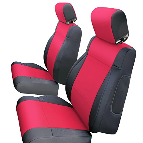 Leader Accessories Front Car Seat Covers...