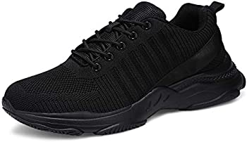 Uubaris Men's Trail Running Cool Gym Shoes