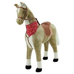 Sweety Toys 5765 Plüsch Pferd XXL