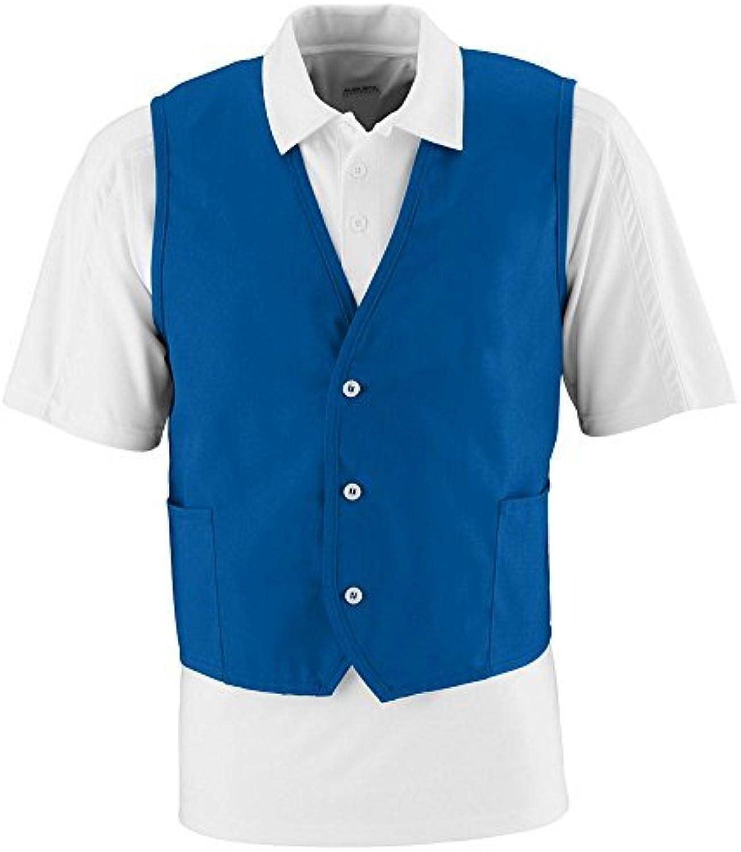 Augusta Sportswear MEN'S VEST 2XL Royal by Augusta Sportswear