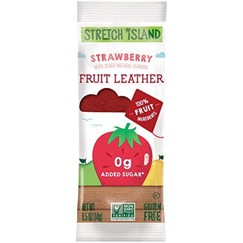 High order Stretch Island Fruit Leather oz 0.5 Houston Mall Strawberry
