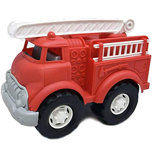 Big Plastic Toy Fire Truck