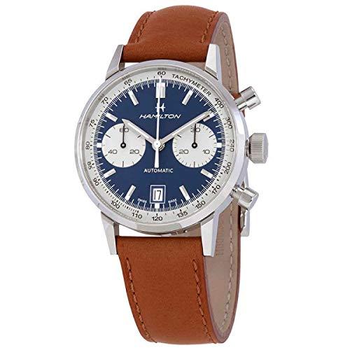 Reloj de Hombre American Classic Intra-Matic Auto Chrono en Acero H38416541