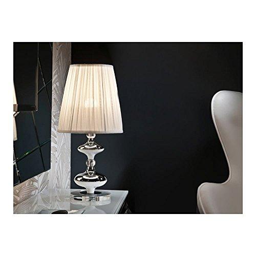 Schuller SL Lampe de Table grand Oliver, Chr