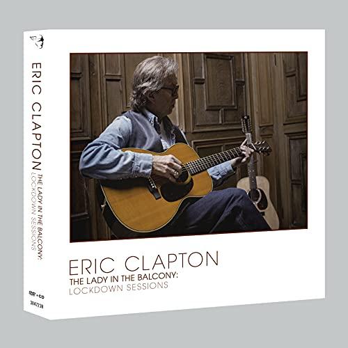 レディ・イン・ザ・バルコニー:ロックダウン・セッションズ(DVD+CD)(通常盤)[DVD]