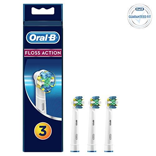 Testine Di Ricambio Oral-B FlossAction, Confezione Da 3 Pezzi, Versione Vecchia