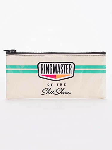 Blue Q Bags, Pencil Case, Ringmaster of the S--t Show