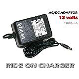 LinkePow Chargeur de Voiture électrique pour Enfant 12 Volts, Chargeur de Batterie 12V pour Jouet de Voiture