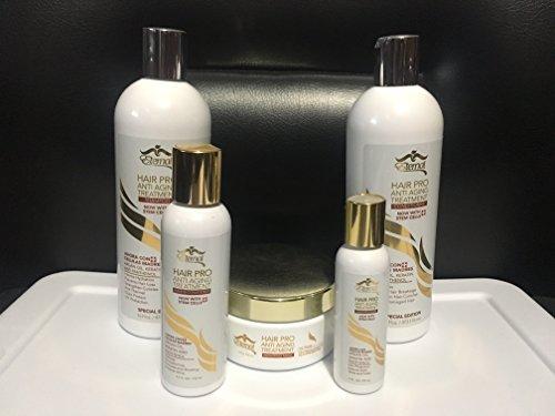 Eternal Spirit Hair Pro Anti Aging Treatment Hair Pro Bundle w Stem Cells