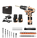 Battery King 12v Drills Review and Comparison