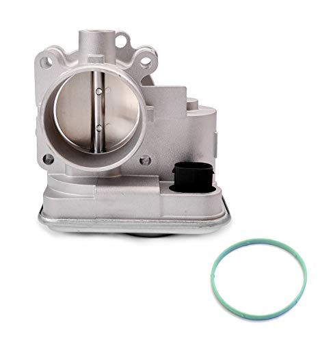 Tecoom 04891735AC Original Equipment Electronic Throttle Body Assembly Compatible with Cherokee Compass Patriot Dodge 1.8L 2.0L 2.4L