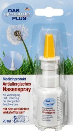 DAS gesunde PLUS Antiallergisches Nasenspray, 20 ml