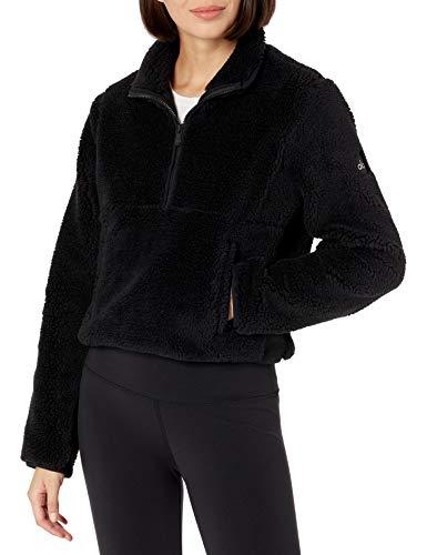 Alo Yoga Women's Shanti Half Zip Sherpa Jacket