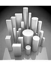 Material hexagonal de aluminio, AlCuMgPb, SW27 mm, longitud 300 mm, barra hexagonal de aluminio.