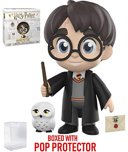Harry Potter - Harry Potter Funko 5 Star Action Figure (Includes Compatible Pop Box Protector Case) image