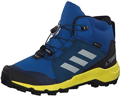 Adidas Terrex Mid GTX K, Unisex Niño Adulto, Multicolor (Belazu/Griuno/Amasho 000), 38 EU