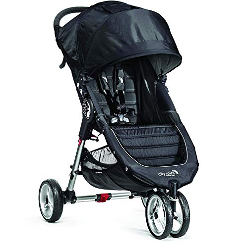 Baby Jogger BJ0131121000 City Mini 3 Passeggino, Nero(Black/Gray)