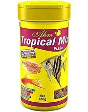 Ahm Tropical Mix Flake Food 100 ml Balık Yemi