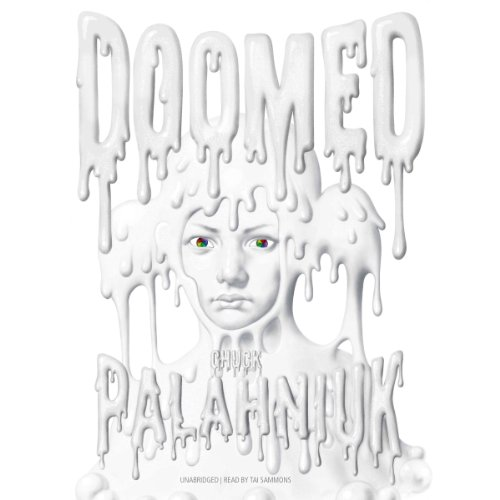 Doomed audiobook cover art