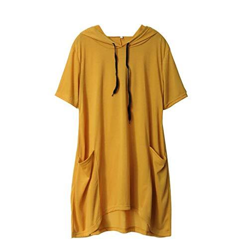 Felpe da Donna Casual Manica Lunga Pullover Tops Signore Oversize Elegante Lettera/Modello/Stampa di...