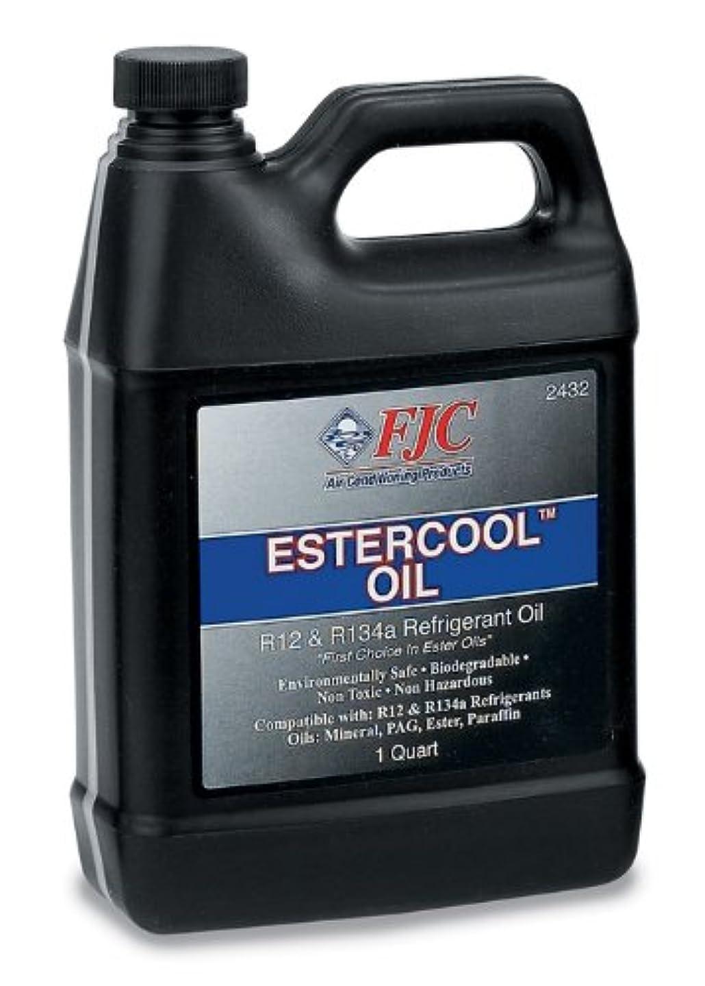 FJC 2432 Estercool Advanced Refrigerant Oil (Quart)